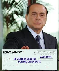 Silvio Berlusconi wins the prize