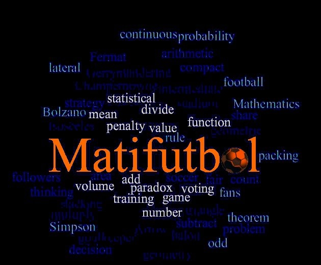 Thanks to all Matifutbol supporters.