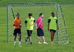 Guardiola: the last training session. Lateral thinking, The problem of the bridge and the lantern.
