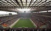 San Siro stadium completely crowded